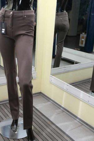 брюки стрейч прямые арт.636