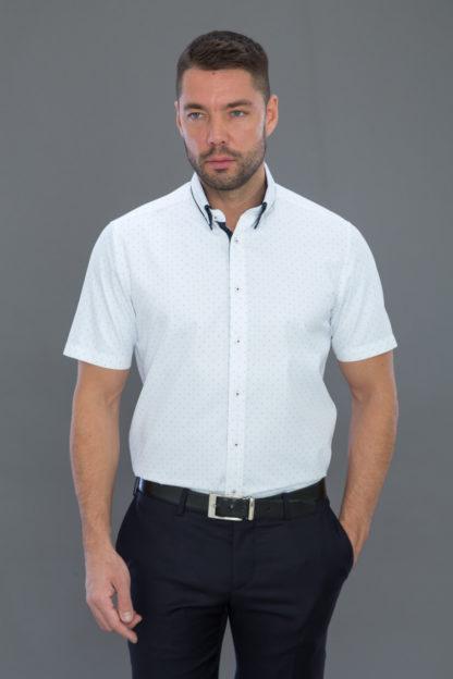 хлопковая рубашка мужская