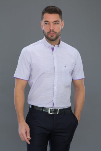 короткий рукав рубашки