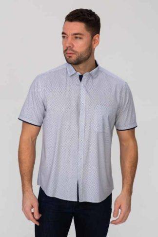 Сорочка мужская 1030 рукав короткий