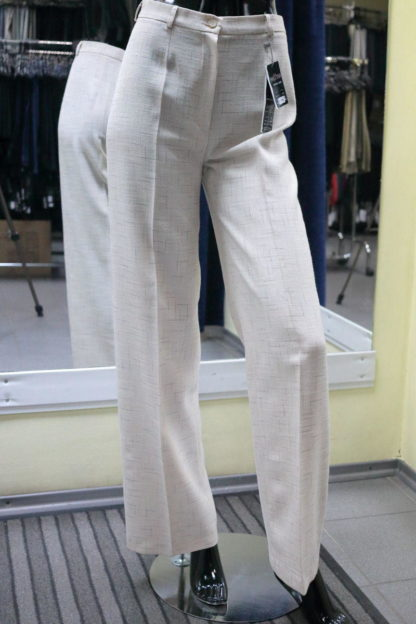 женские брюки лен