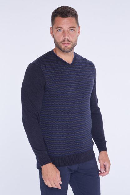 купить модный пуловер