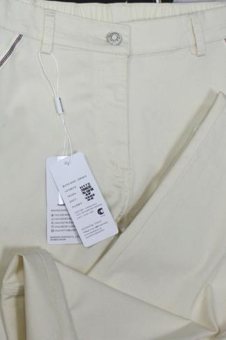 брюки джинсового кроя