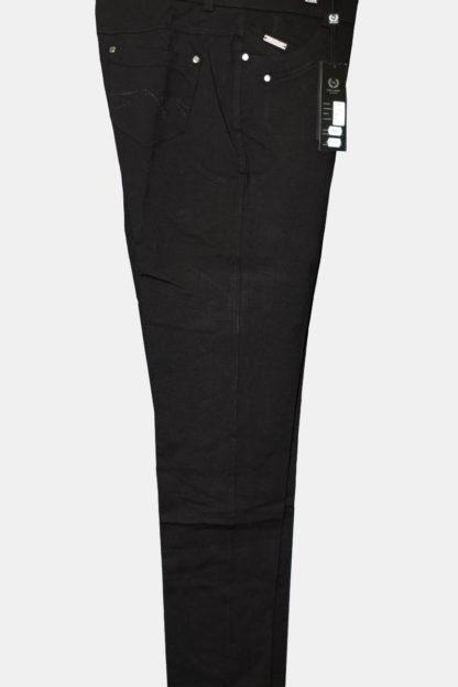 брюки черные женские