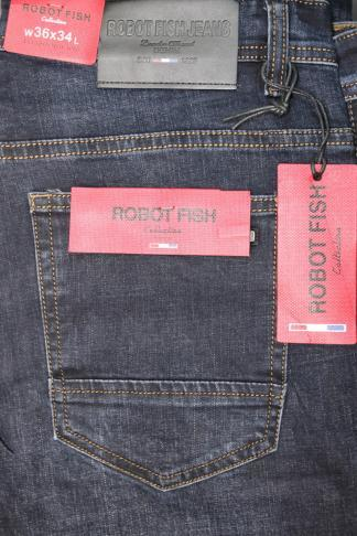 robot fish джинсы